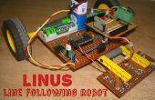 LINUS: La línea que sigue el robot