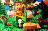 Hacer un naturaleza temática LEGO Set