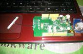 LinkIT uno Gas IoT: Monitor de (GLP) con Ubidots