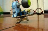 Robot de precesión giroscópica (versión 2)