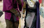 """Cómo hacer un disfraz de """"Astilla"""" TMNT"""