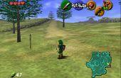 Jugar juegos de Nintendo64 con Wiimote y el Nunchuk en una PC!