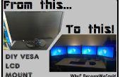 Montaje VESA no VESA monitores, barato y profesional