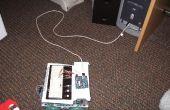 Plataforma robótica Arduino simple!
