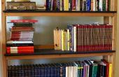 Biblioteca estantes que hacen no Sag