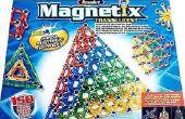 Cómo hacer imanes de Magnetix (la manera insegura)