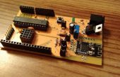 Construir su propia placa de desarrollo Arduino Compatible IoT