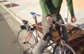 Cámara de video soporte para bicicleta