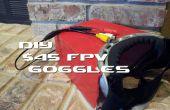 $45 bricolaje FPV gafas para RC Quad helicópteros o aviones