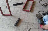 Mesa de TV madera