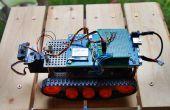 Espacio-Rover con Edison/Intel