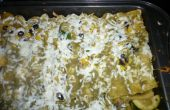 Chicken Enchiladas Verdes from Rose's Kitchen