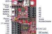 Guía paso a paso al controlador de robot mago Micro (Arduino compatible)