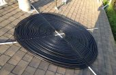 Calentador solar Spa