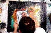 Una guía Simple para la pintura de la esponja