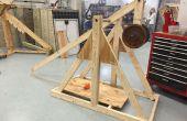 Cómo construir un Trebuchet impresionante