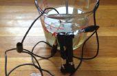 Máquina de electrólisis