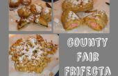 Embudo de pasteles, galletas Oreo frito y Twinkies oh mi