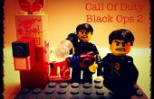 LEGO COD Black ops 2 minifig Zombie!