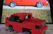 LEGO 1992 Ford Mustang LX 5.0 Hatchback
