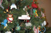 Adornos de Navidad de juguetes!