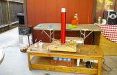 Construir una tesla coil(medium size) Isturiz