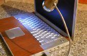 Lámpara USB Decopunk