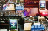 Regulador de función de múltiple de Arduino Mini con pantalla LCD