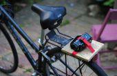 Estante de la plataforma de cámara de la bici