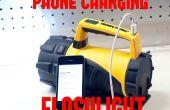 Linterna de LED de $10 y emergencia cargador de teléfono