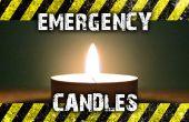 Velas de emergencia
