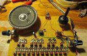 Atari Punk órgano, un simple sintetizador 555
