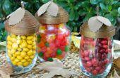 Bellotas dulces platos