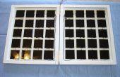Cómo construí un plegable 15 vatios Panel Solar