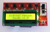 Vacuómetro Digital DIY