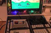 Sistema portátil de Nintendo Super