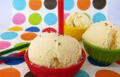 Pastel helado de masa - frío receta Copycat de piedra