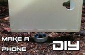 DIY smartphone trípode de montaje/caso