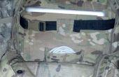 Agregar bolsa de ordenador portátil mochila ejército