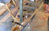 Cómo construir las costillas para un pie 18 dory de los bancos de gran