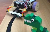 Línea seguidor Robot - Control PID - Setup Android