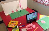 Cómo organizar un taller de animación con plastilina utilizando iPads y Stop Motion Studio!