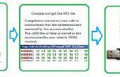 Cómo programa AVR microcontroladores, barato y fácil