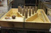 Mesa plegable juego de bolos