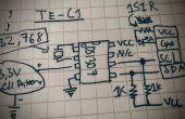 DS1307 RTC DIY (i2c)