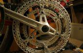 Hacer tu propio Drillium! (Componentes de bici perforados)