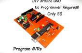 Programador Gduino-No necesaria! Por 5$, los programas múltiples AVRs