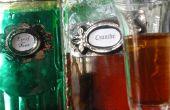 Etiquetas de Halloween para botellas (y más)