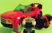 Coche LEGO del futuro