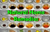 Remedios naturales caseros